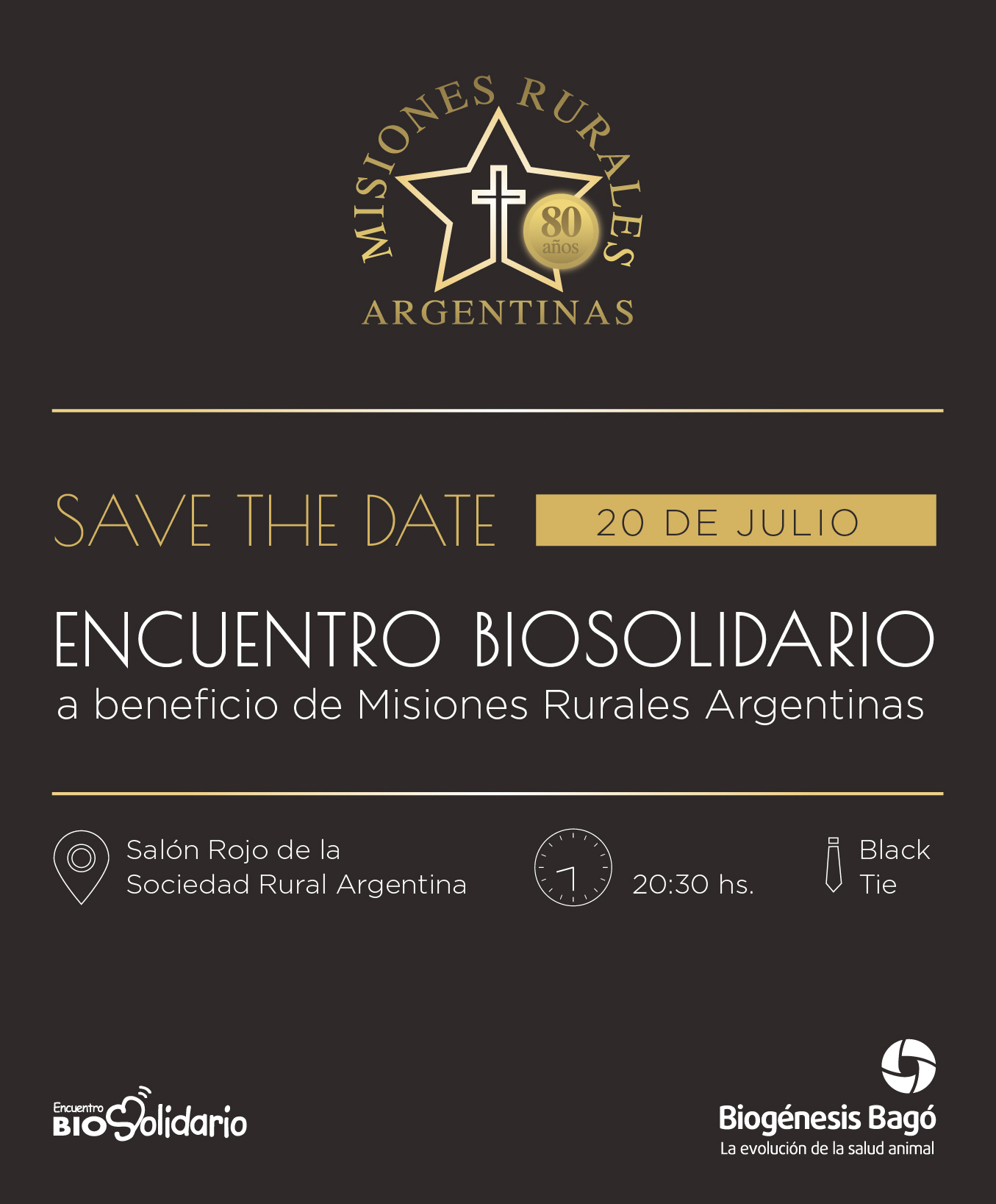 Save the date Biosolidario 2018 (2)