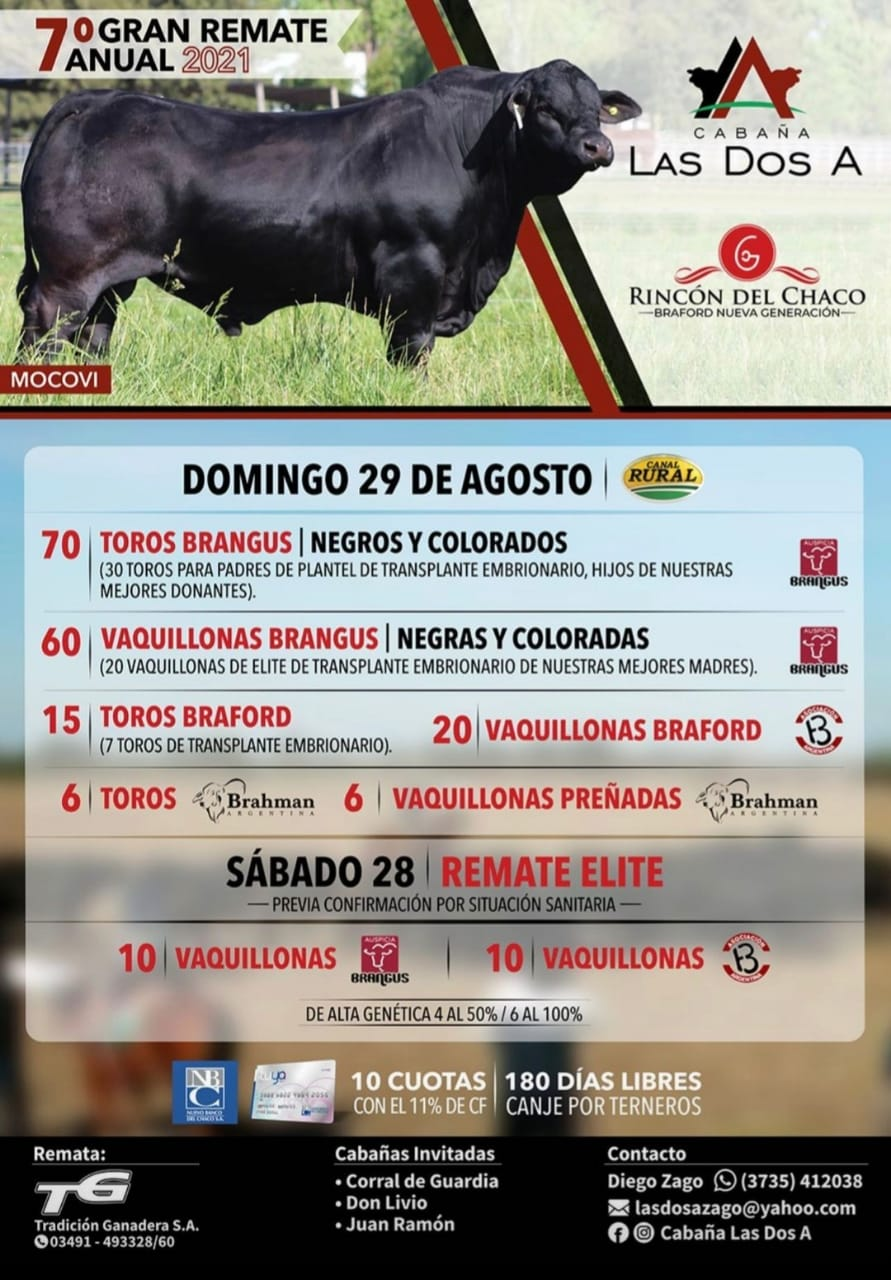 2021.08.29 Rincón del Chaco